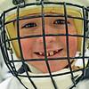 Gloucester: Andrew Bernfeld, 8, of Beverly.  photo by Mark Teiwes  / Salem News