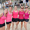 Beverly Farms:  The 10th annual Benjamin T. Bradley Beach Volleyball Tournament at West Beach in Beverly Farms.  photo by Mark Teiwes / Salem News