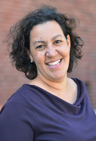 Salem: Mari Matt, executive director of the Salem YMCA branch.  photo by Mark Teiwes /  Salem News