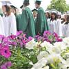 Salem: Salem Academy Charter School celebrates its third graduating class with 28 students.  photo by Mark Teiwes / Salem News