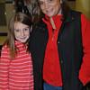 Salem: Jullian Angera, 8, left, and Lisa Mansfield, Salem High health teacher.  photo by Mark Teiwes / Salem News