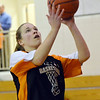 Ipswich: Ipswich captain Hannah O'Flynn puts up a shot before a game against Masco.  photo by Mark Teiwes / Salem News