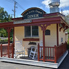 Peabody: The Little Depot Diner recently closed after serving customers since the 1950's.  photo by Mark Teiwes / Salem News