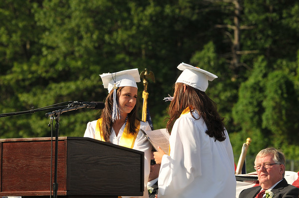Peabody High School Graduation