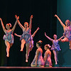 "Marblehead: Members of the New England Ballet Ensemble perform a routine entitled ""Buddy the Elf"".  photo by Mark Teiwes  / Salem News"