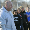 Salem: Salem High School girls softball coach Dan Bertone.   photo by Mark Teiwes / Salem News