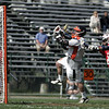 Beverly: Beverly's Jake Abate gets inside for a shot on Masco.  photo by Mark Teiwes / Salem News