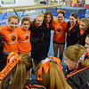 Middleton: Beverly High School gymnastics team remains undefeated after Saturday's  140.1 to 140.05 win over Masco.   photo by Mark Teiwes  / Salem News