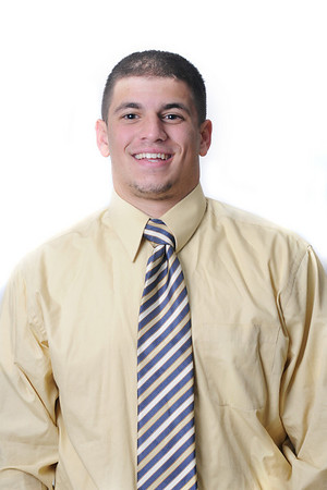 Beverly: Fall all-star: George Haraktsis, Peabody High School, Football.  photo by Mark Teiwes / Salem News