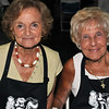 Ipswich: Features gatherings -- Greek festival & clambake pictured from left: Stella Galanis and Alice Angell, both from Ipswich.  photo by Mark Teiwes / Salem News