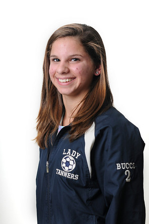 Beverly: Fall all-star: Cayla Bucci, Peabody High School Soccer.  photo by Mark Teiwes / Salem News