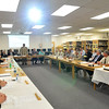 Middleton:  A 20-member committee met for the first time which will oversee the eventual $133 million, 1,440-student vocational, technical and agricultural school to be built on the campus of Essex Aggie. The Essex North Shore Agricultural and Technical School District is the combination of North Shore Technical High in Middleton, with 16 communities, Essex Aggie and Peabody's high school programs.    photo by Mark Teiwes / Salem News