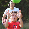 Salem: Jake Connolly, 8, of Salem makes a catch.  photo by Mark Teiwes / Salem News