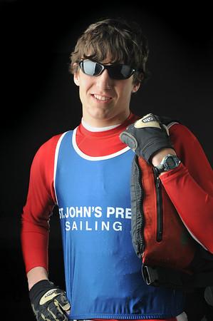 2011 Student Athlete nominee: John Gram Slattery, St. John's Prep.  photo by Mark Teiwes / Salem News