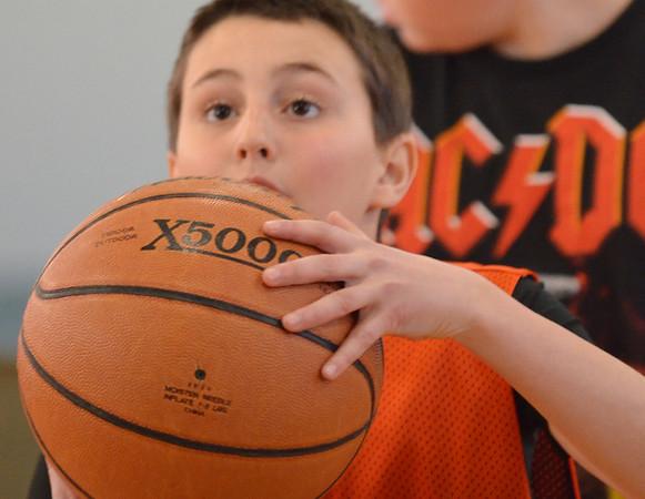Beverly: Matt Pitman, 11, of Beverly.  photo by Mark Teiwes  / Salem News