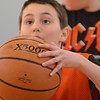 Beverly: Matt Pitman, 11, of Beverly.  photo by Mark Teiwes  / Salem News