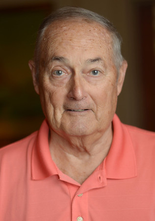 Tom Leonard is being honored by the Danvers Family Festival with its Baron Mayer Award for his community service work.  photo by Mark Teiwes / Salem News