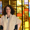 Beverly: Rabbi Alison Adler is the new rabbi at Temple B'nai Abraham in Beverly.  photo by Mark Teiwes / Salem News