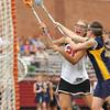 Marblehead: Marblehead's Olivia Raiser drives to the goal. photo by Mark Teiwes / Salem News