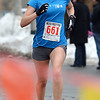 Salem: Suzanne Chaves came home from New York City for the holidays to visit family in Danvers and placed first in the women's division of the Wicked Frosty Four road race with a time of 26 minutes 44 seconds.  photo by Mark Teiwes  / Salem News
