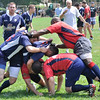 Salem: The North Shore Rugby Football Club played a demonstration game during the Salem Culture Fest.  photo by Mark Teiwes / Salem News
