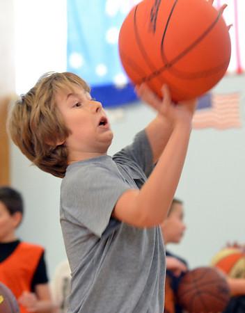 Beverly: Travis MacPhail, 10. photo by Mark Teiwes  / Salem News