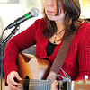 "Marblehead: Dawn Frost of Beverly collaborated on an holiday album entitled ""Our Finest Gifts.   photo by Mark Teiwes / Salem News"