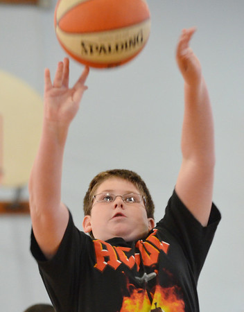 Beverly: Ryan Reynolds, 10.  photo by Mark Teiwes  / Salem News