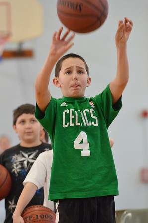 Beverly: Ryan Barror, 10. photo by Mark Teiwes  / Salem News