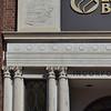 Salem: Architectural details of the building at 125 Washington Street.  photo by Mark Teiwes /  Salem News