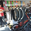 Salem: Ricky Brandano is the owner of LGNDS, a skate and BMX shop.  photo by Mark Teiwes  / Salem News
