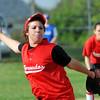 Salem: Tornados pitcher Samantha Mento throws a fastball into the strike zone. Photo by Mark Teiwes / Salem News