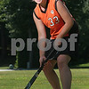Beverly: Annie Sinclair, a junior at Beverly High School, competes on the school's field hockey, basketball, and softball teams despite her diabetes. Photo by Matt Viglianti/Salem News Monday, September 01, 2008