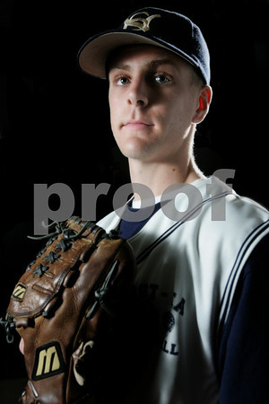 Salem: Ryan Mahan from North Shore Technical School. Student-Athlete Award feature portrait. Photo by Matthew Viglianti/Staff Photographer Thursday, March 26, 2009.
