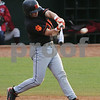 Lynn: Joe Wioncek connects for a hit during Beverly's away game against Lynn English on Monday evening. Photo by Matthew Viglianti/Staff Photographer Monday, May 18, 2009.