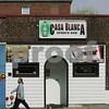 Salem: Casa Blanca Sports Bar on Lafayette Street in Salem. Photo by Matthew Viglianti/Staff Photographer Monday, April 27, 2009.