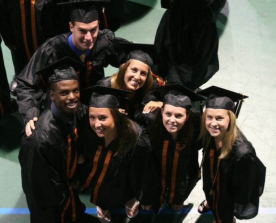 Beverly High School graduation. Sunday, June 13, 2010.