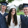 Hamilton-Wenham High School graduation. Sunday, June 13, 2010.