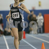 Swampscott: Andrea Saccardo, a junior from Peabody, wins the 600 meter race during a meet between Peabody and Saugus in Swampscott on Monday. Photo by Matt Viglianti/Salem News Monday, December 29, 2008