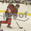 Woburn: Marblehead #26 fires a first period shot during his team's game against Shawsheen Valley in the state tournament in Woburn on Tuesday. Photo by Matthew Viglianti/Staff Photographer Tuesday, March 3, 2009.