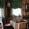 Salem: A parlor in the Crowninshield-Bentley House in Salem. The house, which is on the National Register of Historic Places, has been reopened after four years of renovations. Photo by Matthew Viglianti/Staff Photographer Tuesday, July 13, 2010.
