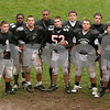 Marblehead: The Marblehead defense hopes to shut down Danvers' Wing T offense during their game this Friday. Photo by Matt Viglianti/Salem News Wednesday, October 22, 2008