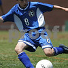 Danvers: Brian Powers from the U-12 Danvers boys team fires a shot on goal during his teams' game against U-12 Portsmouth at the 2009 Danvers Invitational Tournament at Danvers High School on Monday. The 18th annual tournament hosted over 180 teams. Photo by Matthew Viglianti/Staff Photographer Monday, May 25, 2009.