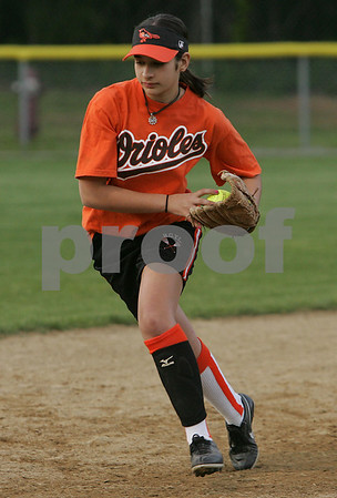 Youth softball in Beverly.