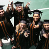 Beverly High School graduation. Sunday, June 13, 2010.
