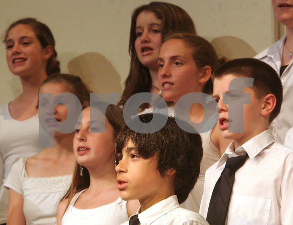 Ipswich Middle School Spring Choral Concert.