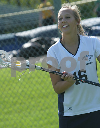 Hamilton: Hamilton-Wenham senior Dana Wilfahrt has proved a potent scorer for the Generals this season, netting over 20 goals so far this year. Photo by Matthew Viglianti/Staff Photographer Monday, May 11, 2009.