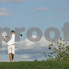 Peabody: Peabody senior Ryan English watches his tee shot on the third hole at the Meadow at Peabody Golf Course during Peabody's match against Lynn Classical on Monday. Photo by Matt Viglianti/Salem News Monday, September 15, 2008