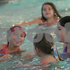 Danvers: From left, Amanda Callum, 10, Rory Torstensson, 6, and Julia Zabar, 11, enjoy an afternoon in the pool at the Coco Key Water Resort in Danvers on Thursday. The girls visited the park with the Jewish Community Center in Marblehead, which purchased 101 tickets for the occassion. Photo by Matthew Viglianti/Staff Photographer Thursday, December 25, 2008.