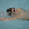 Beverly: Jake Athanas of Beverly practices his backstroke with the Royal Group of the North Shore Sharks swim team at the Sterling Center YMCA in Beverly on Tuesday. Photo by Matthew Viglianti/Staff Photographer Tuesday, November 4, 2008.